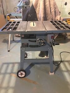 King table saw for sale