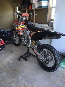 2012 Honda Crf450r for sale or trade!!