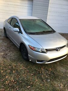 2006 Honda Civic -5 speed