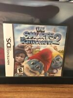 THE SMURFS 2 NINTENDO DS VIDEO GAME