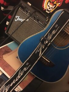 Electric Acoustic + Amp
