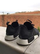 Adidas NMD R1 Black White Size US 10 - Immaculate Surry Hills Inner Sydney Preview