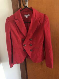 Tempt Red coat