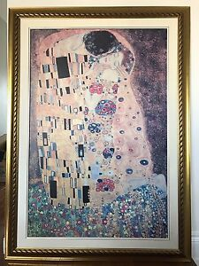 Large Painting, professionally framed