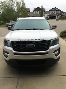 2016 Ford Explorer Sport full maintenance pckg until 100tkm