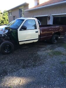 1989 GMC project truck for sale