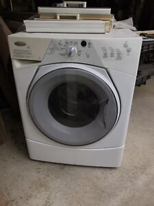 Whirpool duet washer - broken