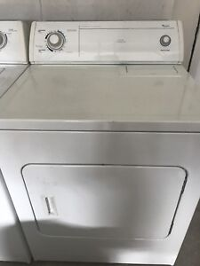 WHIRLPOOL WASHER AND DRYER IN EXCELLENT CONDITION