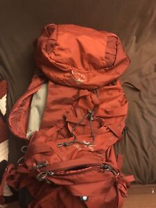 Osprey hiking/backpacking backpack
