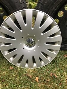 Vw wheel covers 16""