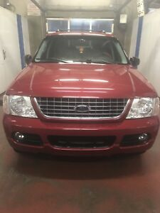2005 FORD EXPLORER 4x4 7seat Automatic SUV for Sale
