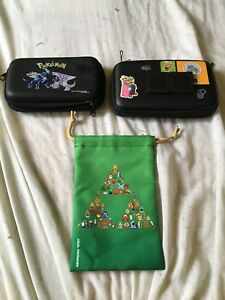 Ds, and 3DS cases
