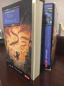 The Lord of The Rings + The Hobbit books