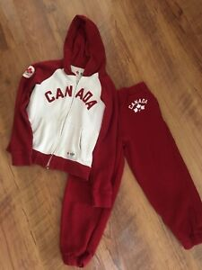 Canada Olympic outfit