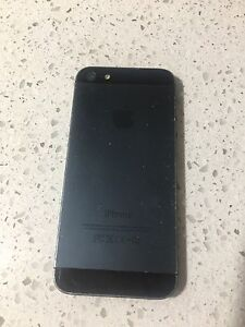 iPhone 5 black 64GB Ormeau Gold Coast North Preview
