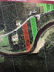 4 acres on Hammond river for sale