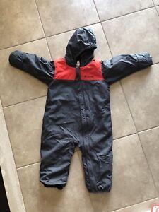 1-piece Columbia Snowsuit (18 months)