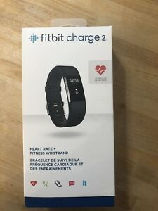 Fitbit charge 2 - located in Cobourg
