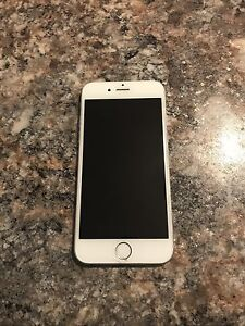 iPhone 6 Silver - (64g)
