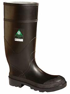 Baffin steel toe rubber boots