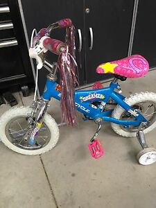 "12"" girls bike"