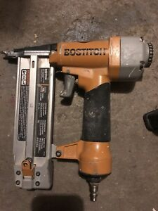 Bostitch 18 Gauge 5/8 ,2-1/2 fastener nailer for sale