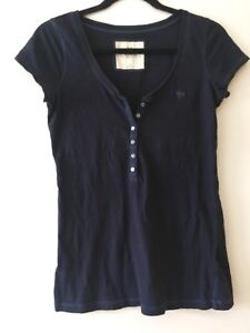 A&F ABERCROMBIE & FINCH TOP TSHIRT LOT