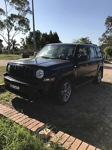 Jeep Patriot 2008 Blacktown Blacktown Area Preview