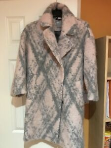 ASOS MOHAIR AND ALPACA COAT. LIKE NEW