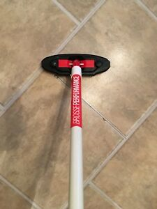 Brosse de curling performance