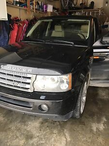 Black Beauty Range Rover Supercharged with warranty
