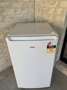 Haier upright freezer 81L