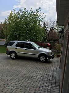 1998 ML 320 Mercdes