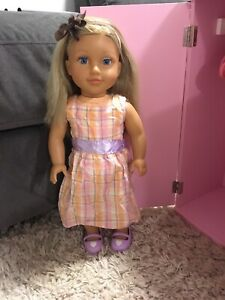 Newberry  Doll with accessories
