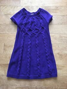 4T Gymboree dress purple