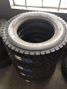 Lt 245 70 r19.5 set of 4 brand new tires