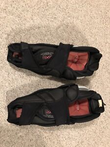 Used shin pads and elbow pads
