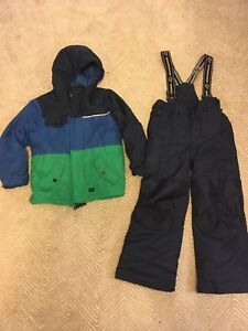 JUPA brand 2 piece ski suit from Sporting Life  - size 7