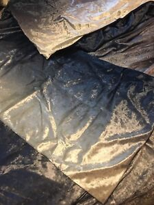 Price reduced! King size duvet cover and shams; never used