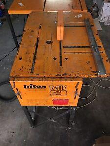 triton workcentre mk3 extension table manual