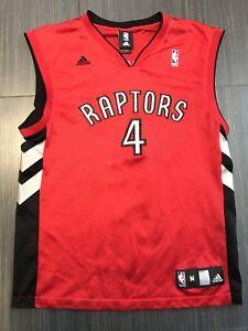 Adidas Chris Bosh Toronto Raptors Basketball Jersey
