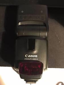 Canon Speedlite 430ex II Flash Zetland Inner Sydney Preview
