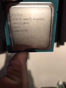 Intel xeon E5-2420 v2 cpu