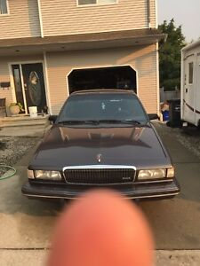 Mint condition Buick Century