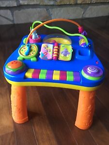 Fisher Price Interactive Activity Table