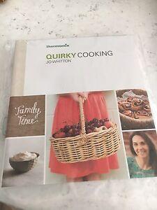 Thermomix cookbook Como South Perth Area Preview