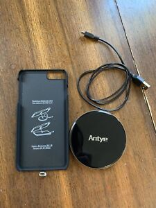 iPhone 6/6S Plus Wireless Charging Kit with Adapter.