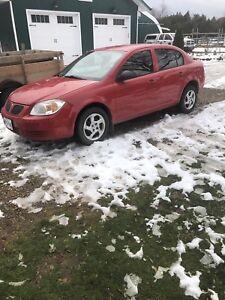 2005 Pontiac pursuit