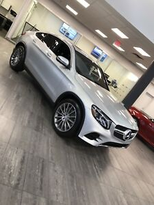 MERCEDES GLC COUPE RARE !!