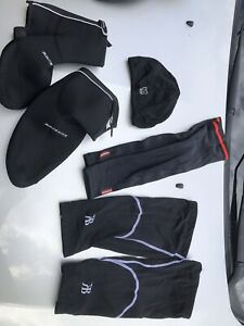 Fall riding gear - used (barely)